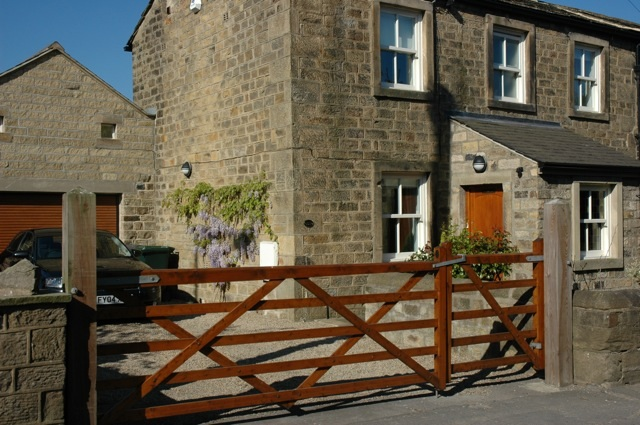 Transformation on a house in Burley in Wharfedale by an architect in Bingley