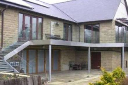 New House in West Yorkshire energy efficient