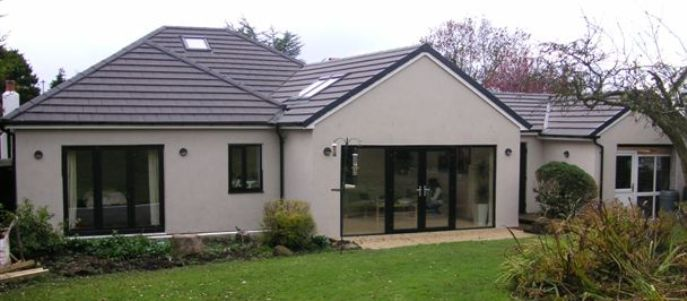 Extending a family home in Hawksworth