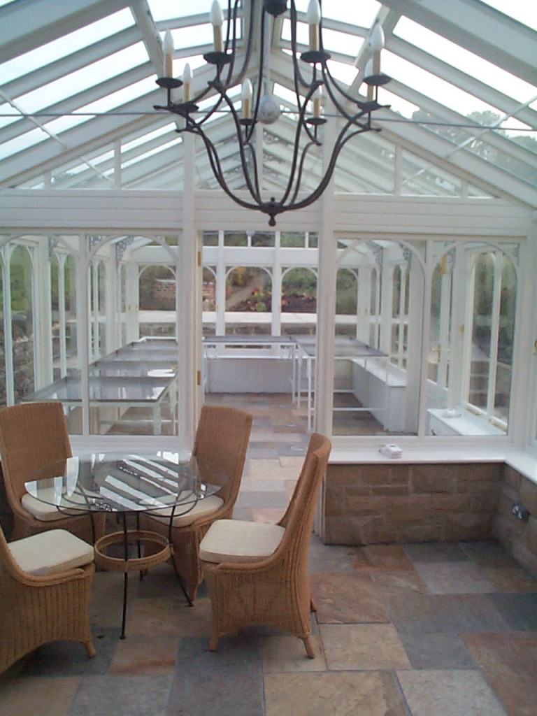 Greenhouse in Menston